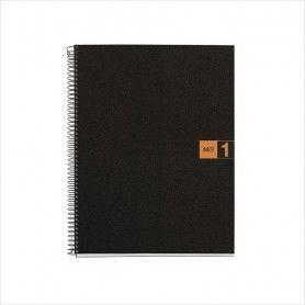 PAPER MATE Boligrafo retractil Flexgrip Ultra RT Negro trazo 0,4mm