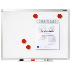 MILAN Notas adhesivas removibles 76x76mm. 100 hojas rosa