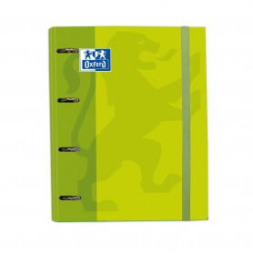 MIQUELRIUS Recambio Notebook 1 Bloc A4 100H. Cla. rojo