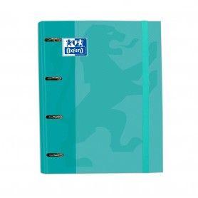 MIQUELRIUS Recambio Notebook 1 Bloc A4 100H. Cla. turquesa