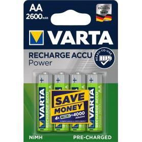 Blx4 LR6 AA VARTA Alc. Energy