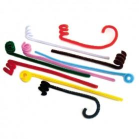 MILAN Cajita 30 agujas señalizadoras colores surtidos