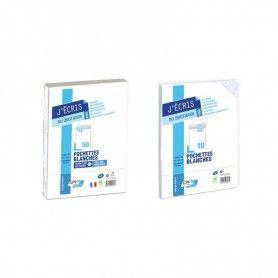 Caja Clips plateados Nº1½ 26mm 100ud.