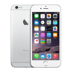 APPLE IPHONE 6 SILVER 128GB CPO