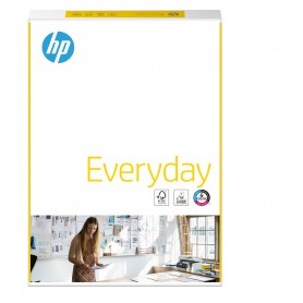 PAPEL BLANCO PAQUETE 500 HOJAS A4 75GR HP EVERYDAY