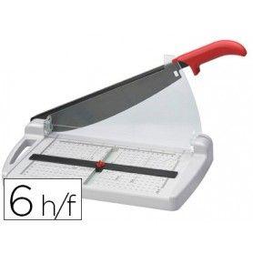 Cizalla m+r plastico 6532 -de palanca de 32 cm