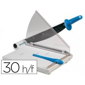 Cizalla kobra 360-a din a4 -sistema de corte palanca con guillotin de hoja -capacidad 20/30 hojas