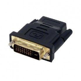 ADAPTADOR MACHO DVI-D   HDMI HEMBRA ALTA CALIDAD