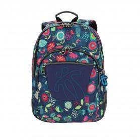 Mochila escolar - Crayola -Totto MA04ECO002-1710N-1LV-