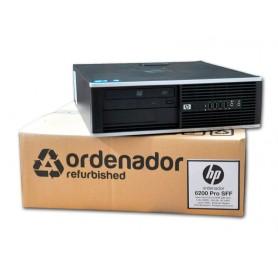PC REACONDICIONADO HP 6200 PRO CI3 4GB 250GB W10