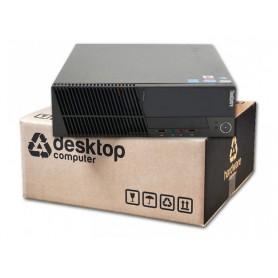 PC REACONDICIONADO LENOVO M72E SFF CI3 4GB 500GB W8
