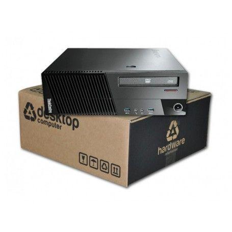 PC REACONDICIONADO LENOVO THINKCENTRE M93P CI5 8GB 240GB W10 PRO