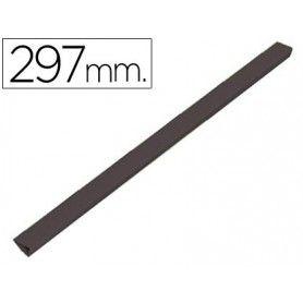 Lomera plastico din a4 negra