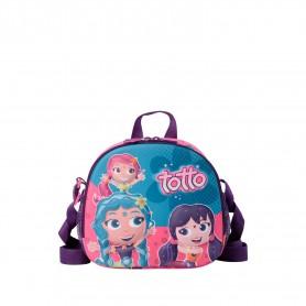 Portameriendas escolar - Stargirls -Totto AC61STG001-1920Z-4IG-
