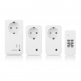SMART SWITCH, ENCHUFE CON CONTROL INTELIGENTE