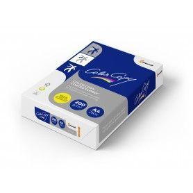 Papel fotocopiadora color copy glossy din a4 200 gramos paquete 250 hojas