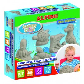 ARENA PARA JUGAR Y MODELAR SANDY CLAY ? SEA WORLD