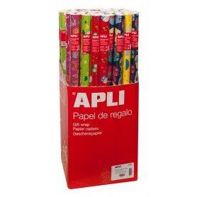 ROLLO PAPEL REGALO 2X0,70 INFANTIL