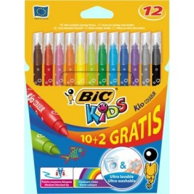 ROTULADORES KID COLOUR 10 + 2 UDS.