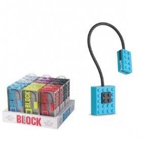 BLOCK LIGHTS-LAMPARA PARA LIBRO