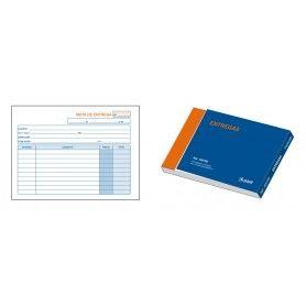 Dohe 50052D Talonario de recibos tercio apaisado Alquiler IVA duplicado