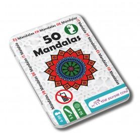 LATA METALICA 50 MANDALAS