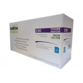 TONER COMPATIBLE GENERINK TN320 CYAN