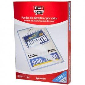Identificador tarifold pvc horizontal color azul 103x82,5 mm pack de 30 unidades