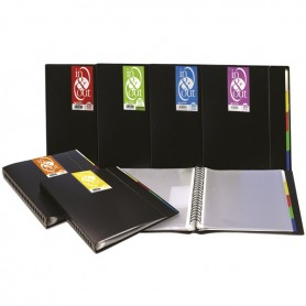 CARPETA 20 FUNDAS EXTRAIBLES IN&OUT