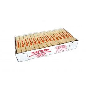 JOVI PLASTILINA 1 PASTILLA DE 50 G BLANCO