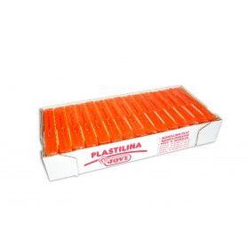 JOVI PLASTILINA 1 PASTILLA DE 50 G NARANJA