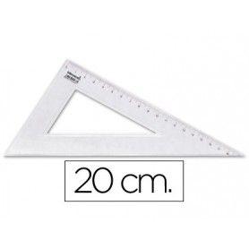 CARTABON 20 CM LIDERPAPEL TRANSPARENTE