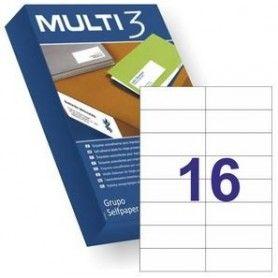 ETIQUETAS MULTI3 105X37 500H
