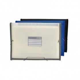 Rotulador artline marcador permanente 109 azul -punta biselada