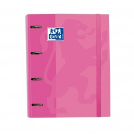 EUROPEANBINDER SCHOOL A4 TED ROSA CHICLE