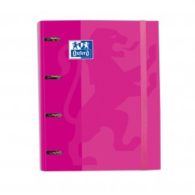 EUROPEANBINDER SCHOOL A4 TED FUCSIA