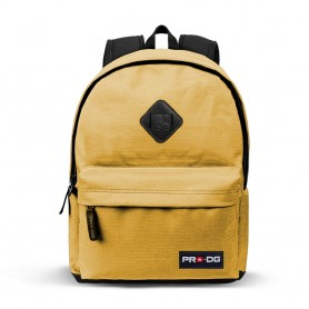 MOCHILA FREETIME BLOCK YELLOW PRODG