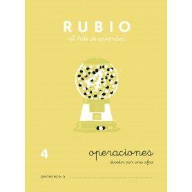 CUADERNO RUBIO PROBLEMAS N? 4