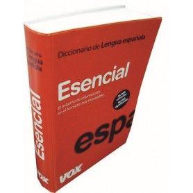DICCIONARIO VOX ESENCIAL -ESPA�OL