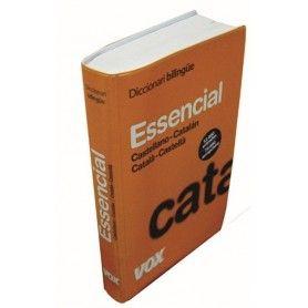 DICCIONARIO VOX ESENCIAL - CATALAN CASTELLANO