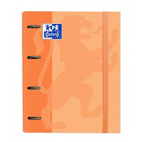 OXFORD EUROPEANBINDER TED A4+ 100H 5X5 MELOCOTON