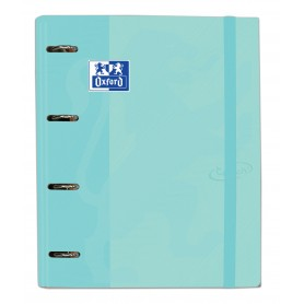 OXF EUROPEANBINDER A4 + REC 100H TED ICE MINT PAST