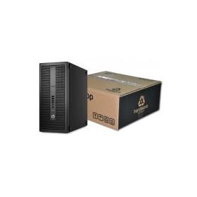 PC REAC. HP ELITEDESK 800 G1 CI5 32GB 240GB SSD+ 500GB SATA W10PRO