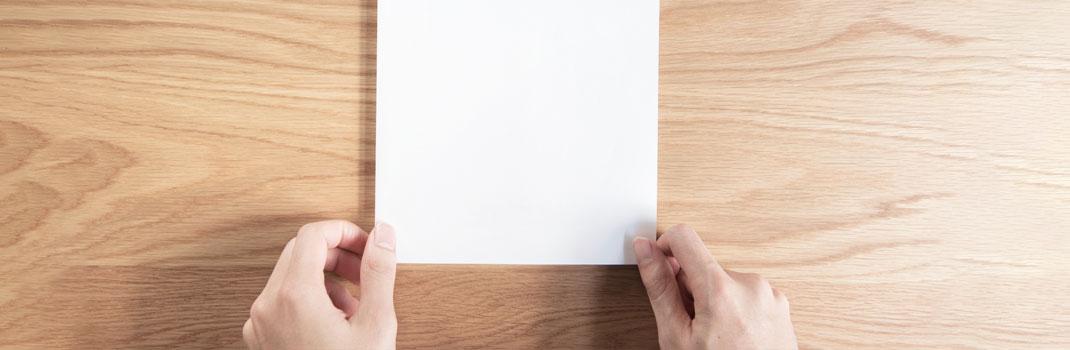 Guía de compra: Tipos de papel y medidas estándar