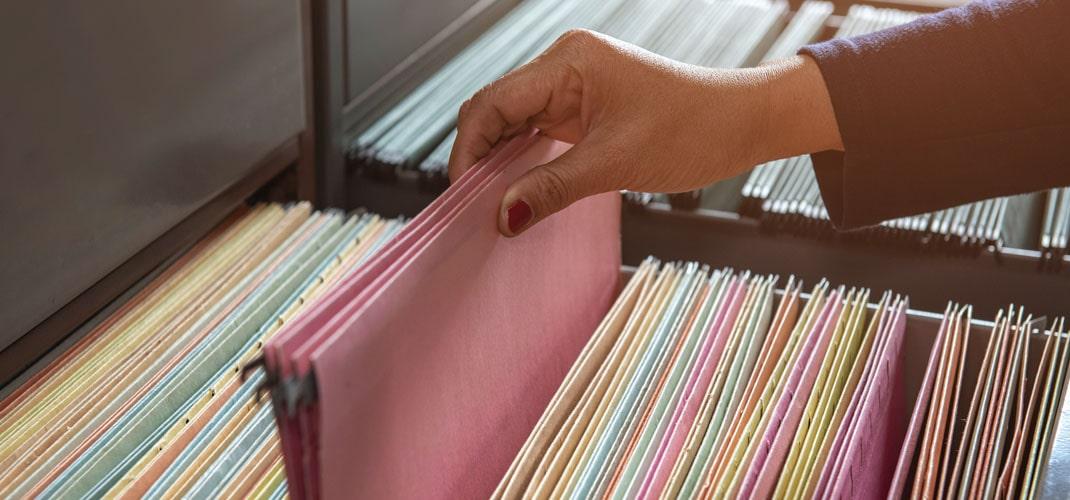 Los mejores productos para organizar tu archivo