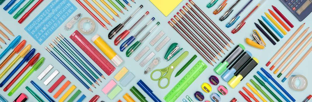 ¿Cuál es el material escolar imprescindible para la vuelta al cole?