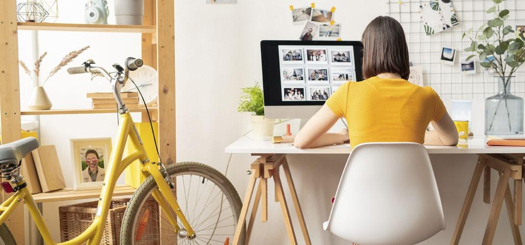 Todo lo que necesitas para crear tu oficina en casa