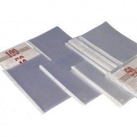 Archivador de palanca elba carton compacto con rado folio lomo de 80 mm negro